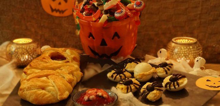 Recetas halloween fáciles y divertidas para toda la familia
