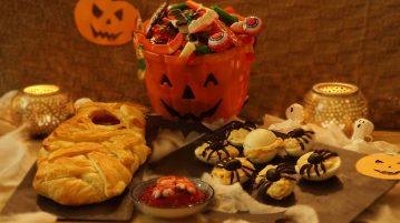 recetas halloween faciles