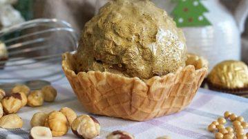 Ferrero Rocher casero